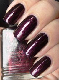 Bordeaux manicure2