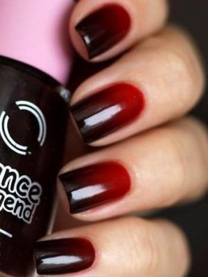 Bordeaux manicure6