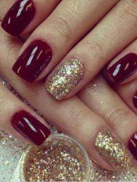 Bordeaux manicure7