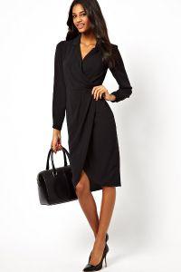 Klasične haljine za ured 9