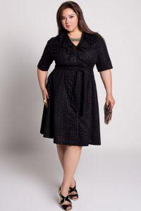 Klasične haljine za puni 6