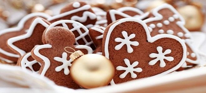 Klasični đumbirski piškoti z glazuro - recept