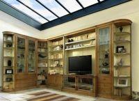obývací pokoj v klasickém stylu nábytku 10