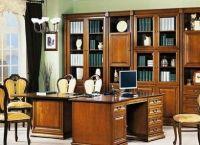 klasický obývací pokoj 12