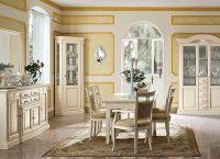 klasický bílý obývací pokoj 3