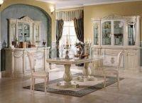klasický bílý obývací pokoj 5