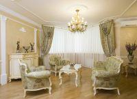 klasický bílý obývací pokoj 6