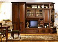 klasický obývací pokoj 2