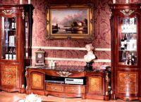 klasický obývací pokoj 3