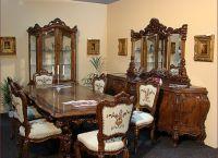 klasický obývací pokoj 6