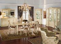 klasický obývací pokoj 8