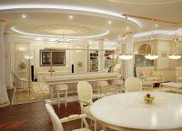 klasický obývací pokoj 9