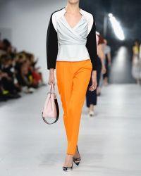 Klasična mršava ženska hlače 6