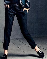 Klasična mršava ženska hlače 7