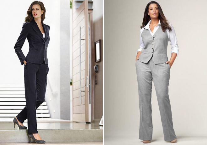классический элегантный стиль в одежде