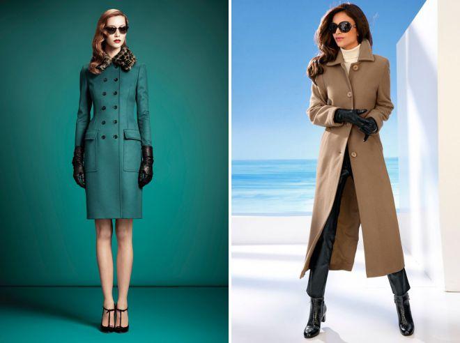 классическая верхняя одежда для женщин