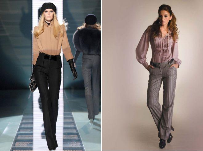 современная классическая одежда