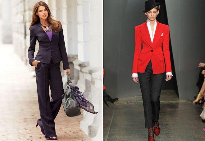 классические цвета в одежде