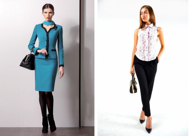 классический стиль в одежде 2018