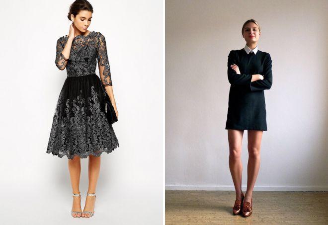 классическая обувь с платьем
