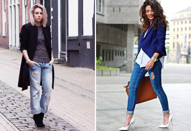модная классическая обувь 2018