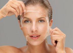 home čišćenje lica maske