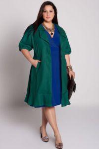 Pláště pro obézní ženy 3