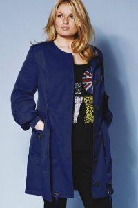 Pláště pro obézní ženy 7