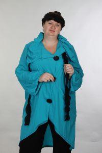 Pláště pro obézní ženy 8