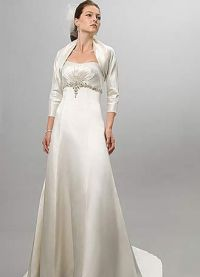 Zaprta poročna obleka 6