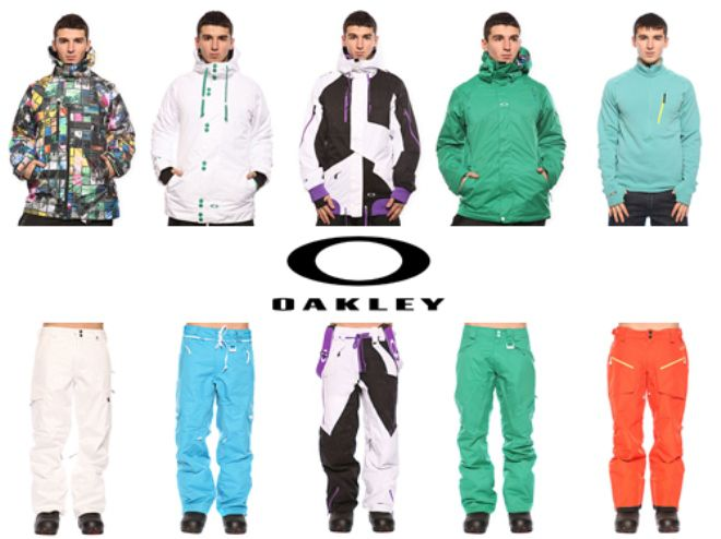 одежда для сноуборда oakley