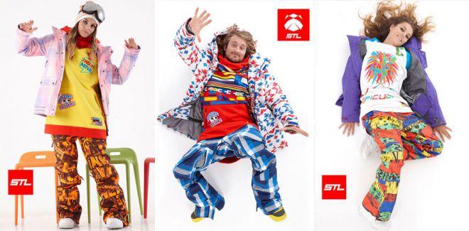 одежда для сноуборда stl