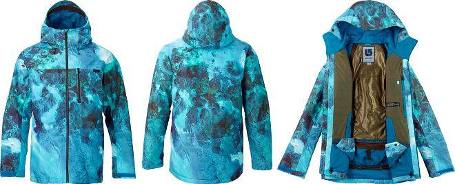 одежда для сноуборда burton