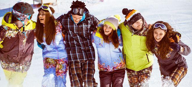 одежда для сноуборда romp