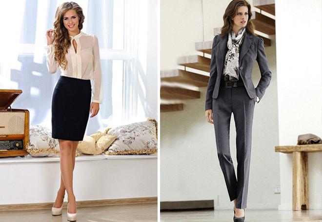 Oděvy pro kancelář4