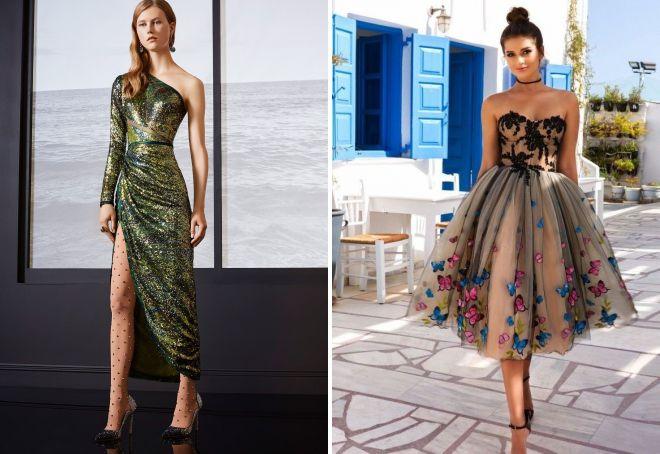 лучшие коктейльные платья 2018
