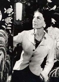 Coco Chanel stil 1