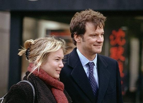 Colin Firth in Renee Zellweger