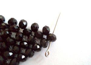 tkanje ovratnik kroglice fotografija 15