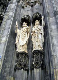 Kolínská katedrála uvnitř 2
