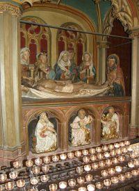 Kolínská katedrála uvnitř 3
