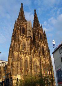 Kolínská katedrála uvnitř 4