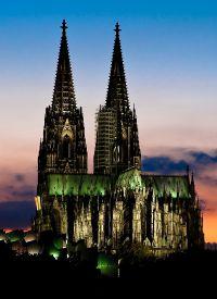 Kolínská katedrála uvnitř 5
