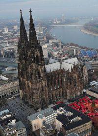 Kolínská katedrála uvnitř 6