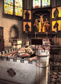 Kolínská katedrála uvnitř 7