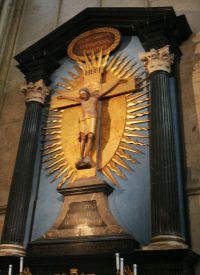 Kolínská katedrála uvnitř 8