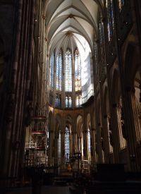 Kolínská katedrála uvnitř 9