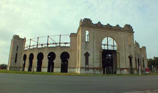 Арена Plaza de Toros
