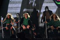 Энергичное выступление британской гёрл-группы Little Mix