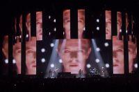 Несколько выступлений были посвящены Дэвиду Боуи